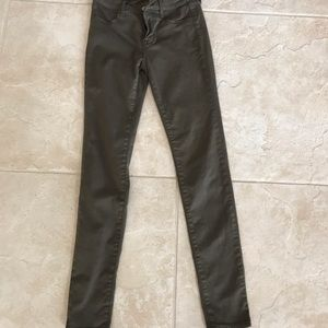 Pacsun Jeggings Green